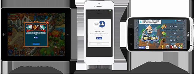 Facebook Like Mobile