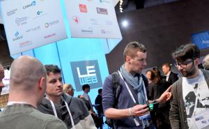 Startups LeWeb