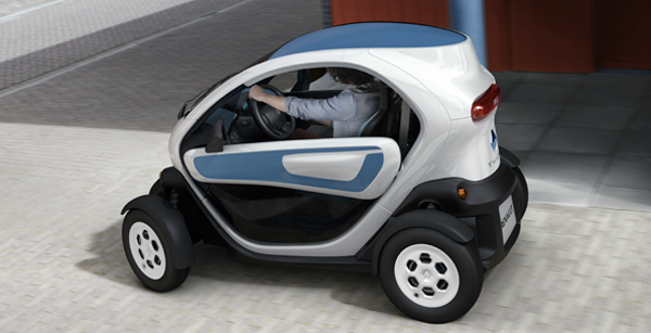 j ai test la petite renault twizy de la gamme de. Black Bedroom Furniture Sets. Home Design Ideas
